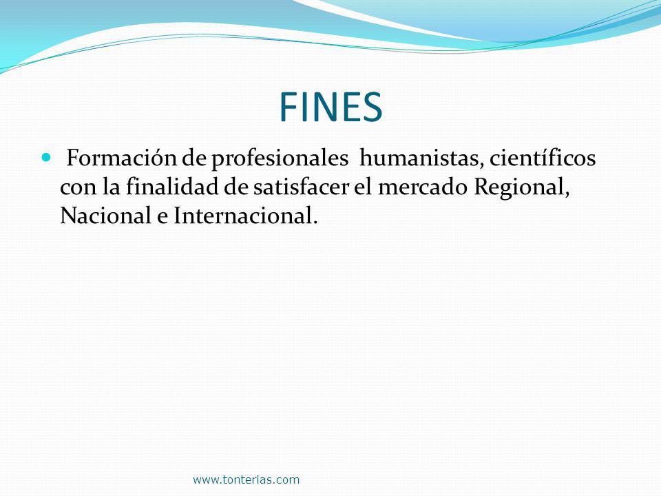 NORMAS Constitución Política del Perú Ley N° 23733 Ley Universitaria Ley N° 27444, Ley de Procedimiento Administrativo General.