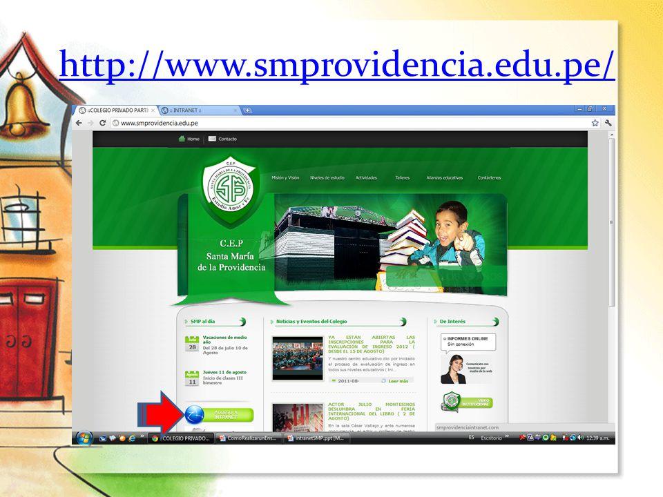 http://www.smprovidencia.edu.pe/