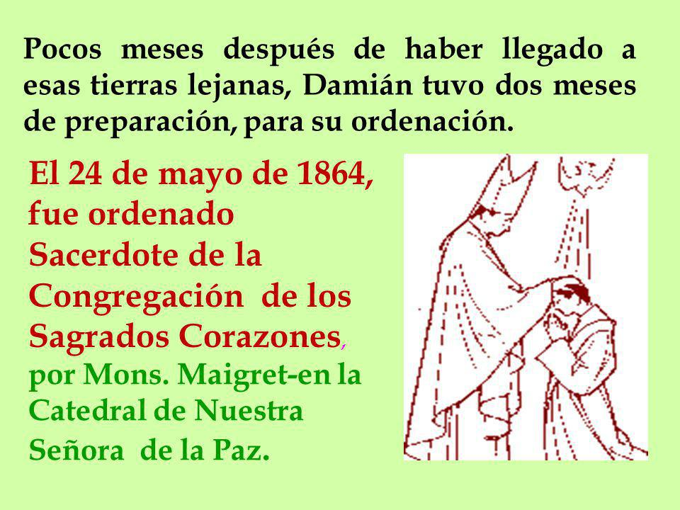 por Mons.Maigret-en la Catedral de Nuestra Señora de la Paz.