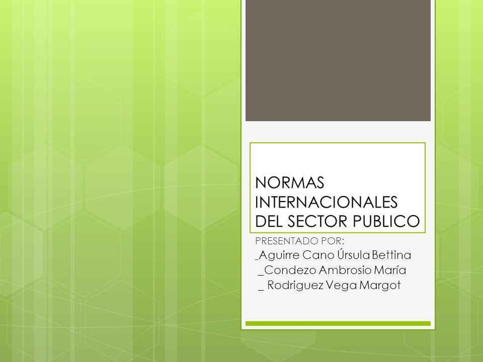 NICSP 09 - Ingresos Ordinarios/ Recursos por Transacciones El objetivo de esta norma es establecer el tratamiento contable de los ingresos ordinarios/recursos surgidos de las transacciones con contraprestación y eventos.