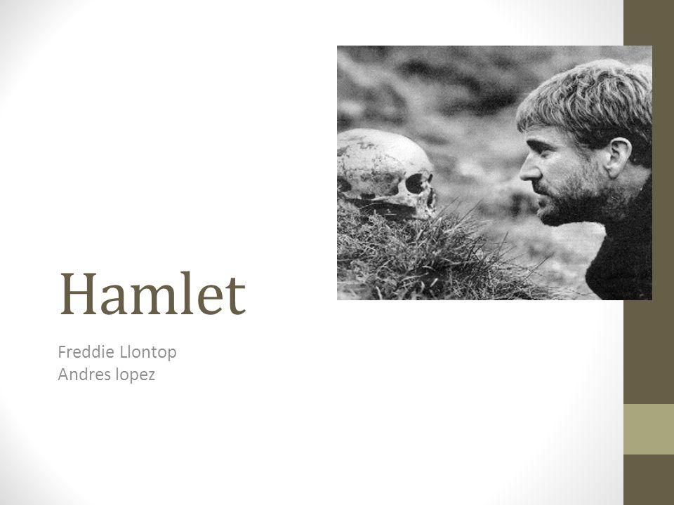 Hamlet Freddie Llontop Andres lopez