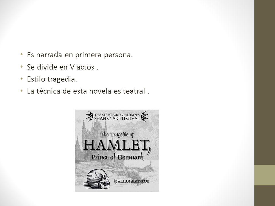 Personajes Espectro (Rey Hamlet): Fantasma del padre de Hamlet.