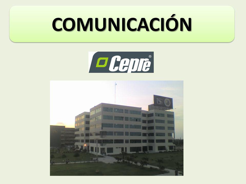 COMUNICACIÓNCOMUNICACIÓN