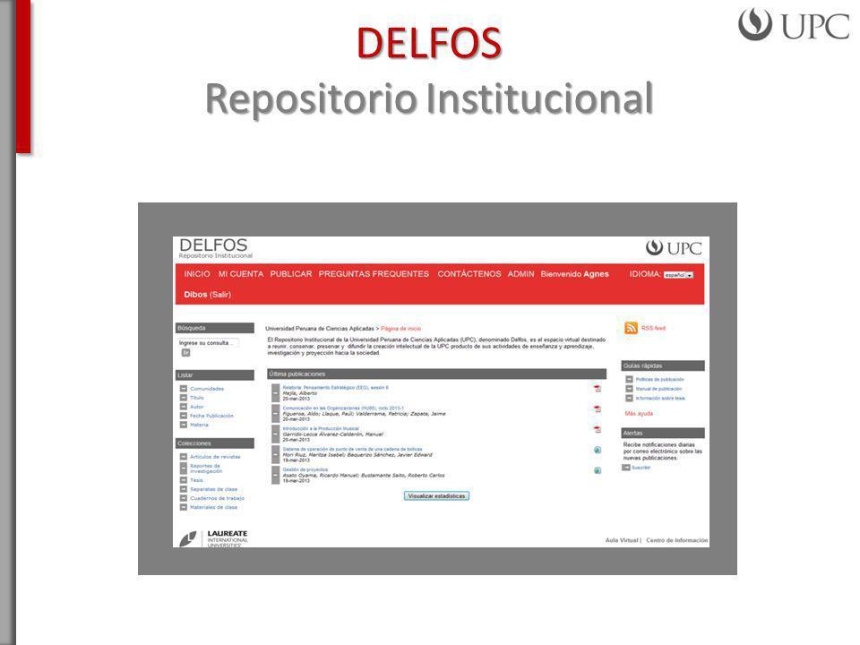 DELFOS Repositorio Institucional