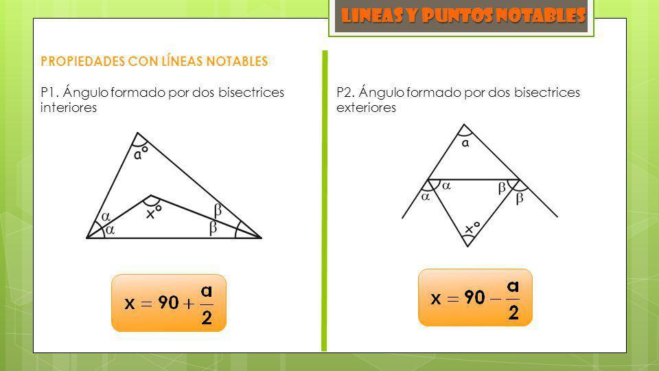 LINEAS y PUNTOS NOTABLES PROPIEDADES CON LÍNEAS NOTABLES P3.