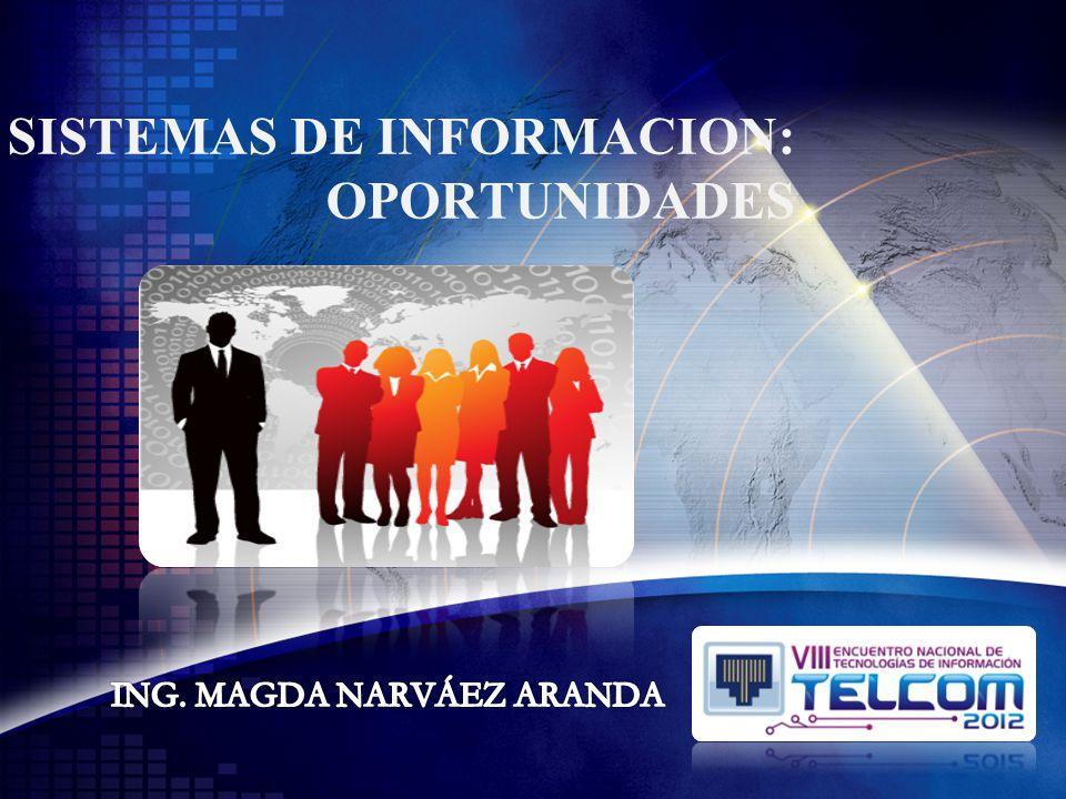 LOGO SISTEMAS DE INFORMACION: OPORTUNIDADES