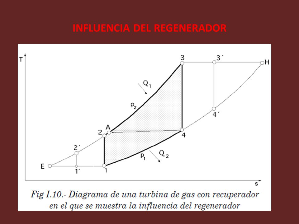 INFLUENCIA DEL REGENERADOR