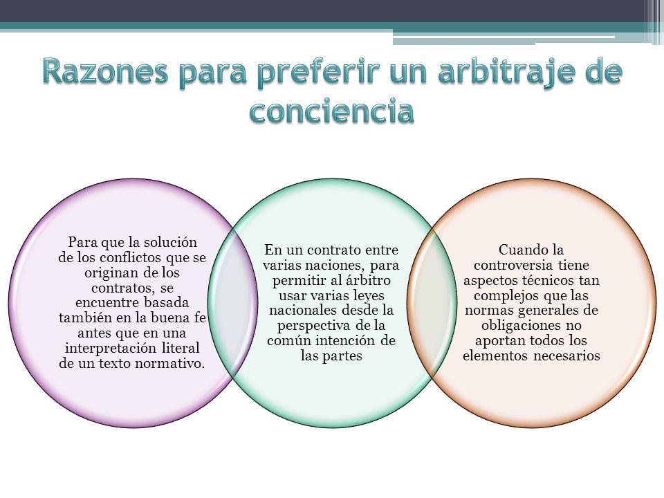 Para que la solución de los conflictos que se originan de los contratos, se encuentre basada también en la buena fe antes que en una interpretación literal de un texto normativo.