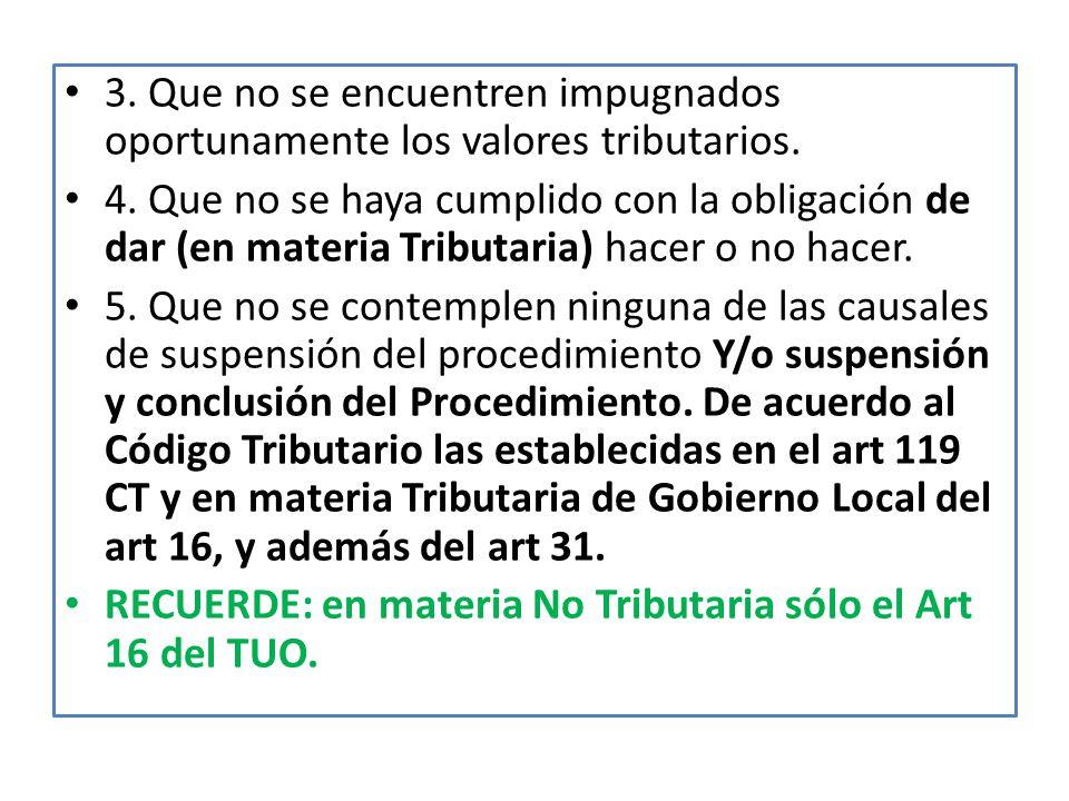 RECURSO DE QUEJA Base Legal: Art.38º del TUO de la Ley de Procedimiento de Ejecución Coactiva.