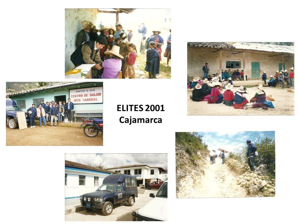 ELITES 2001 Cajamarca