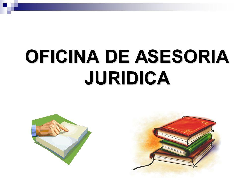 OFICINA DE ASESORIA JURIDICA
