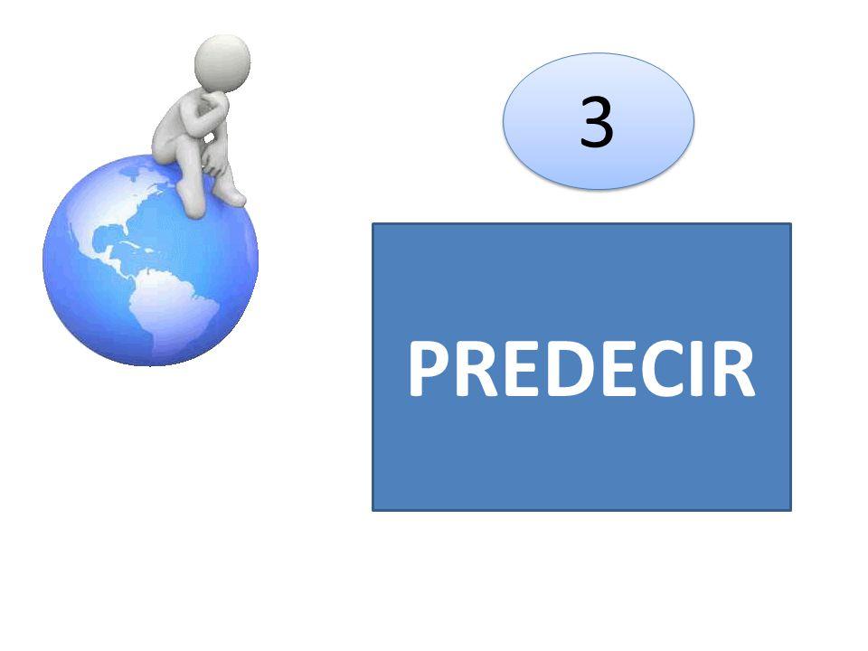 PREDECIR 3 3