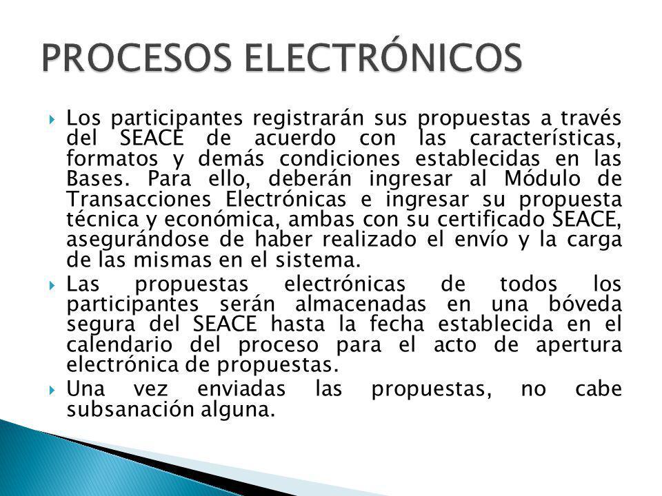 La propuesta técnica deberá contener todos los documentos de habilitación solicitados en las Bases, así como aquellos que sirvan para acreditar los factores de evaluación.
