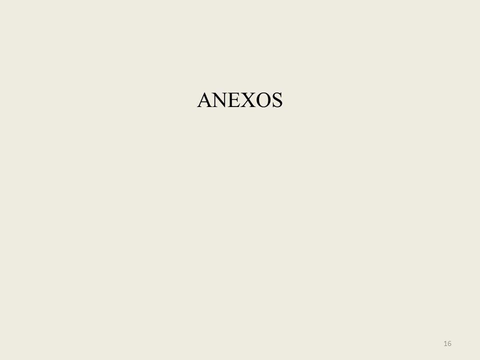 ANEXOS 16