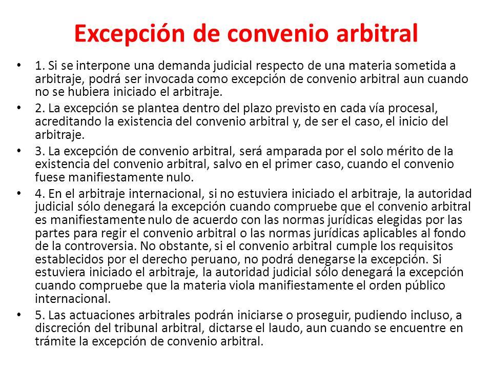 EL ARBITRAJE MATERIAS SUSCEPTIBLES DE ARBITRAJE 1.-Las controversias sobre materias de libre disposición, asi como aquellas que la ley o los tratados o acuerdos internacionales autoricen.