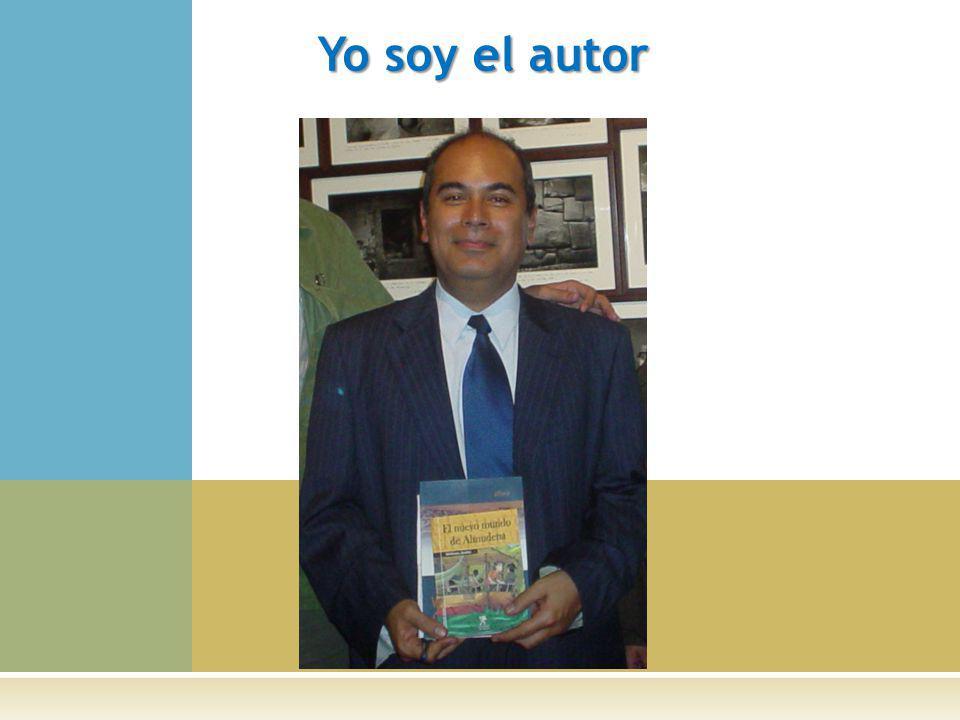 Yo soy el autor