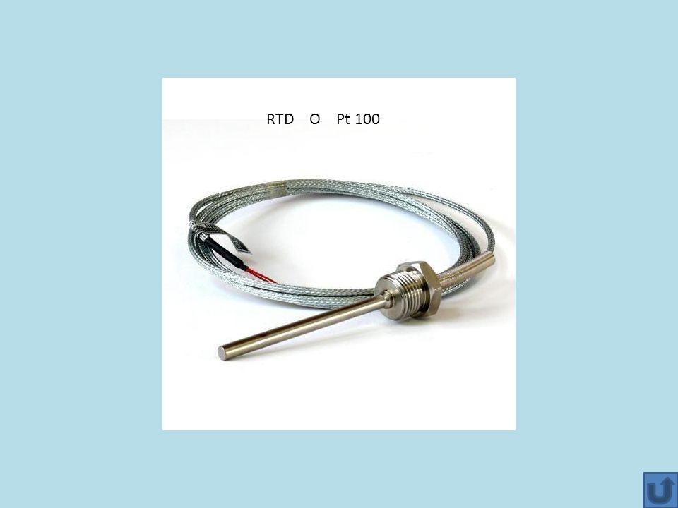RTD O Pt 100