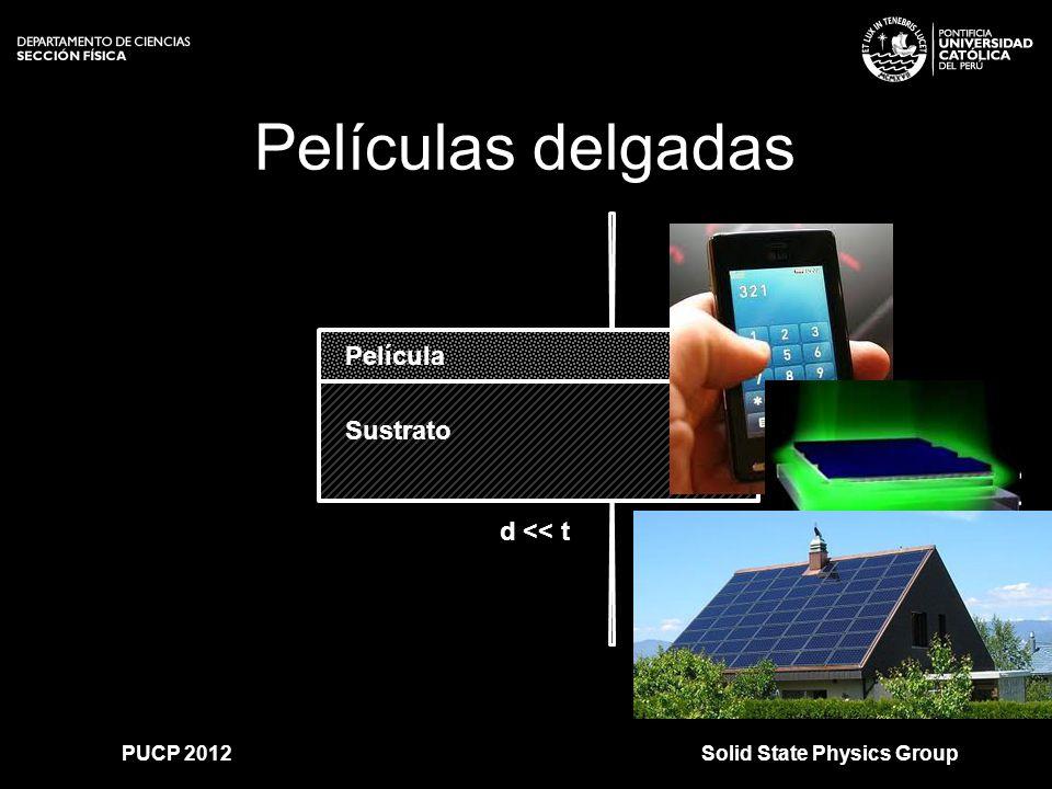 >>0 >>1 >> 2 >> 3 >> 4 >> pulverización catódica Solid State Physics GroupPUCP 2012