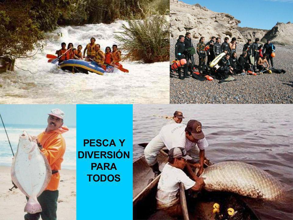 POTENCIAL PESQUERO DEL PERÚ 1.