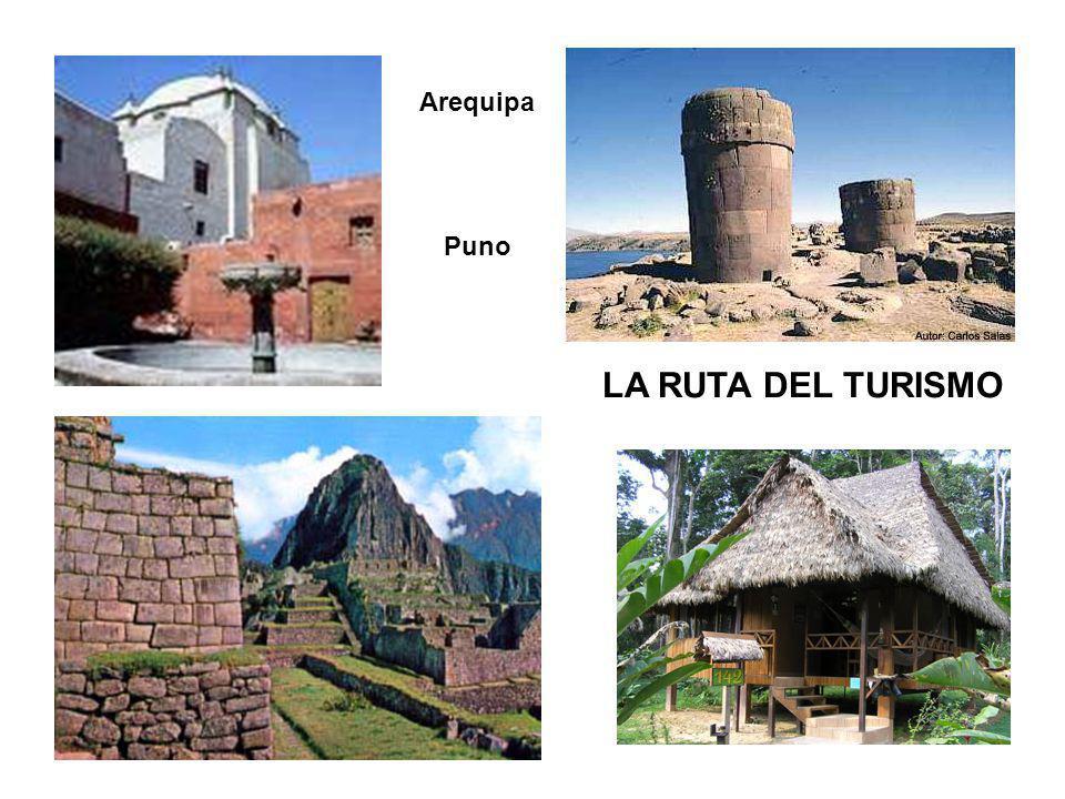 Turismo: 1´500 de Turistas hoy y 5000 para el 2010