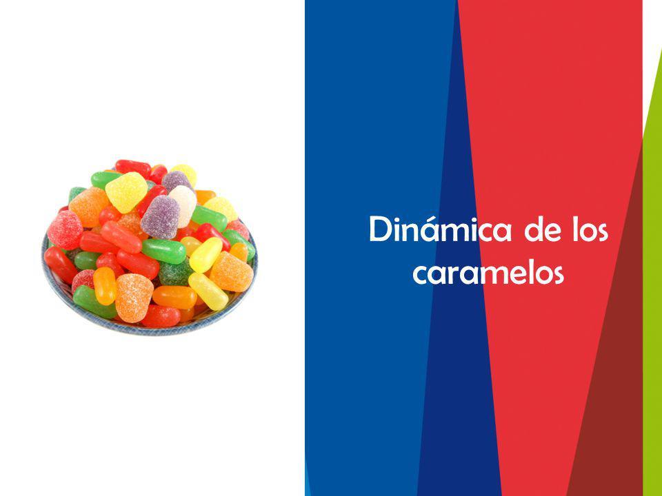 Dinámica de los caramelos