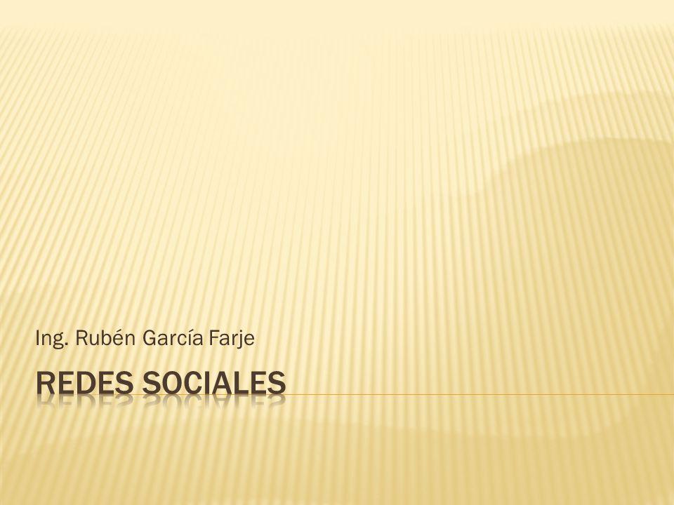 Ing. Rubén García Farje