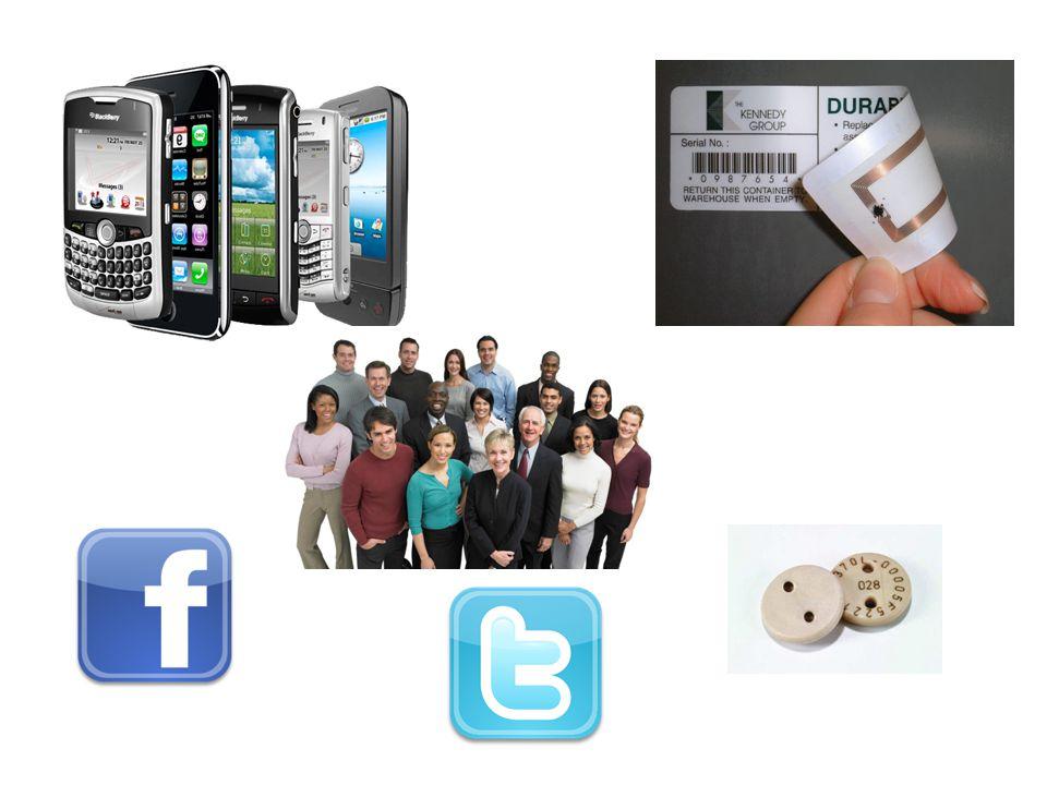 Cómo las redes sociales pueden influir en nuestras vidas en los negocios, la salud y el gobierno, tanto así como la adopción y difusión de la tecnología Hoy la gente deja migas de pan digital donde quiera que va, a través de los teléfonos inteligentes, dispositivos RFID y muchos más.