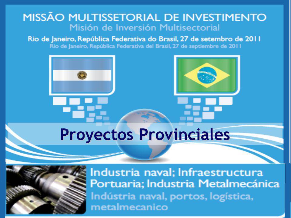 Proyectos Provinciales