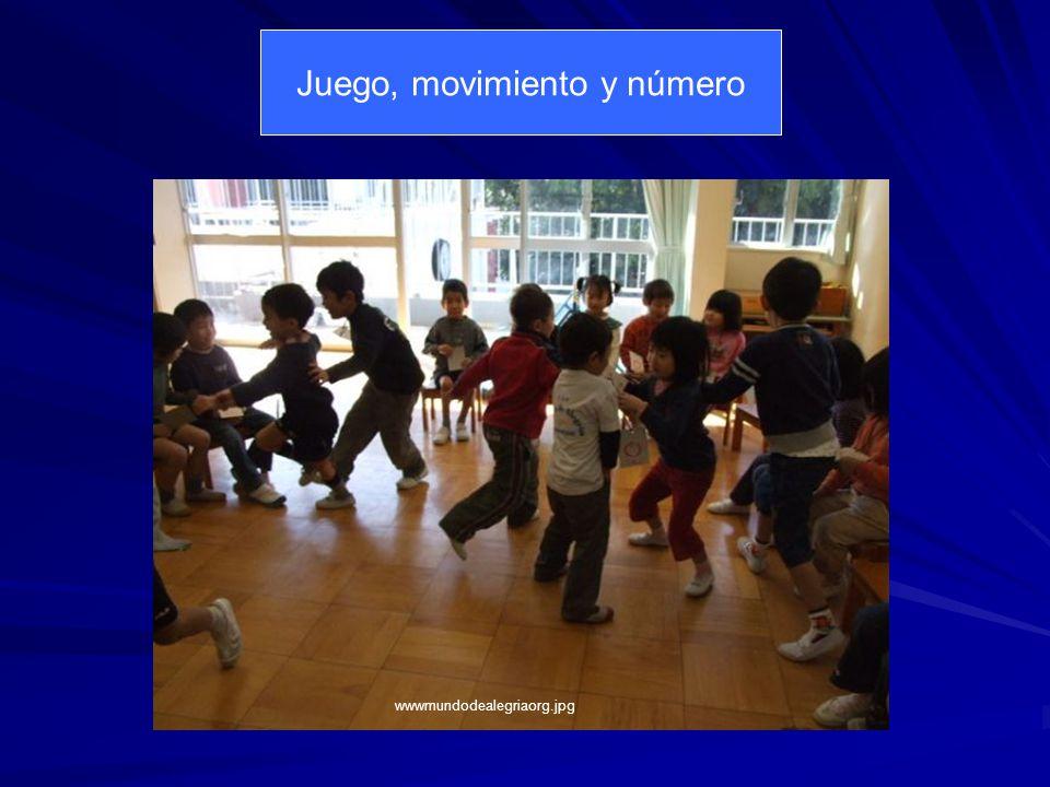wwwmundodealegriaorg.jpg Juego, movimiento y número