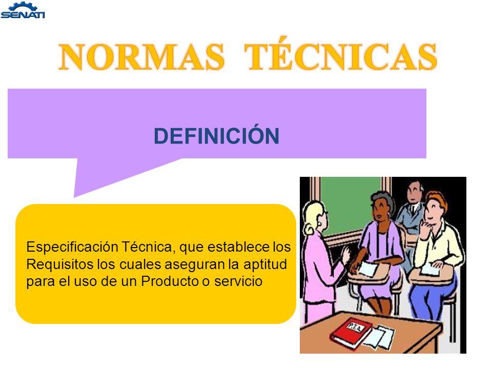 DEFINICIÓN Normalización es el proceso de formular y aplicar reglas con el propósito de poner orden en un campo de actividades dado, para beneficio y