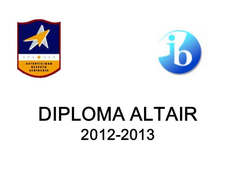 ¿Cuáles son los requisitos para que continúe en el segundo año de Diploma.
