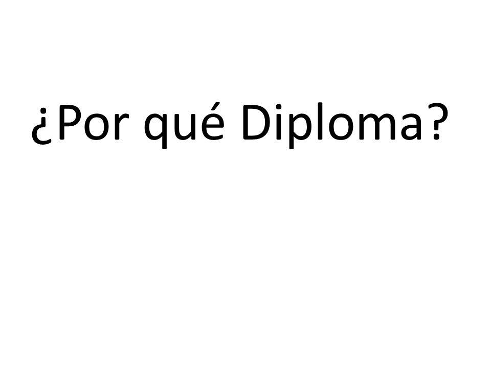 ¿Puedo seguir el Diploma y no dar los exámenes finales.