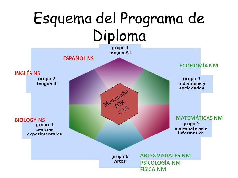 Beneficios del Programa de Diploma A nivel de formación académica : Pensamiento crítico, habilidades, alto estándar académico, ingreso directo y beneficios económicos y académicos en las universidades A nivel de formación personal : Primer reto que asumen como adultos Enfrentar retos a nivel emocional.