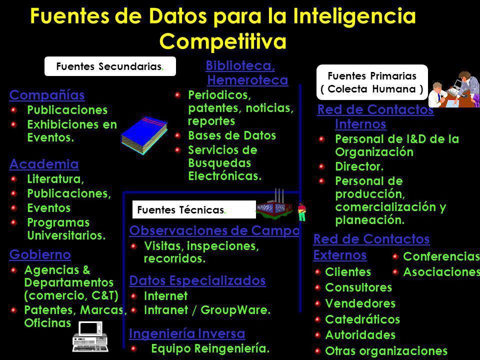 Red de Contactos Internos Personal de I&D de la Organización Director.