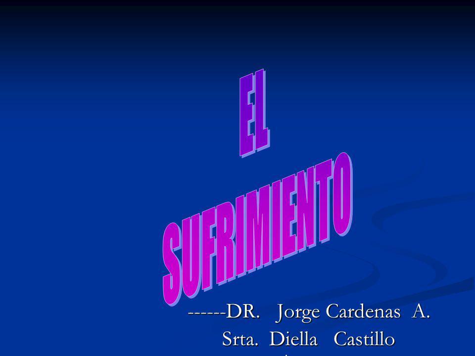 ------DR. Jorge Cardenas A. Srta. Diella Castillo.