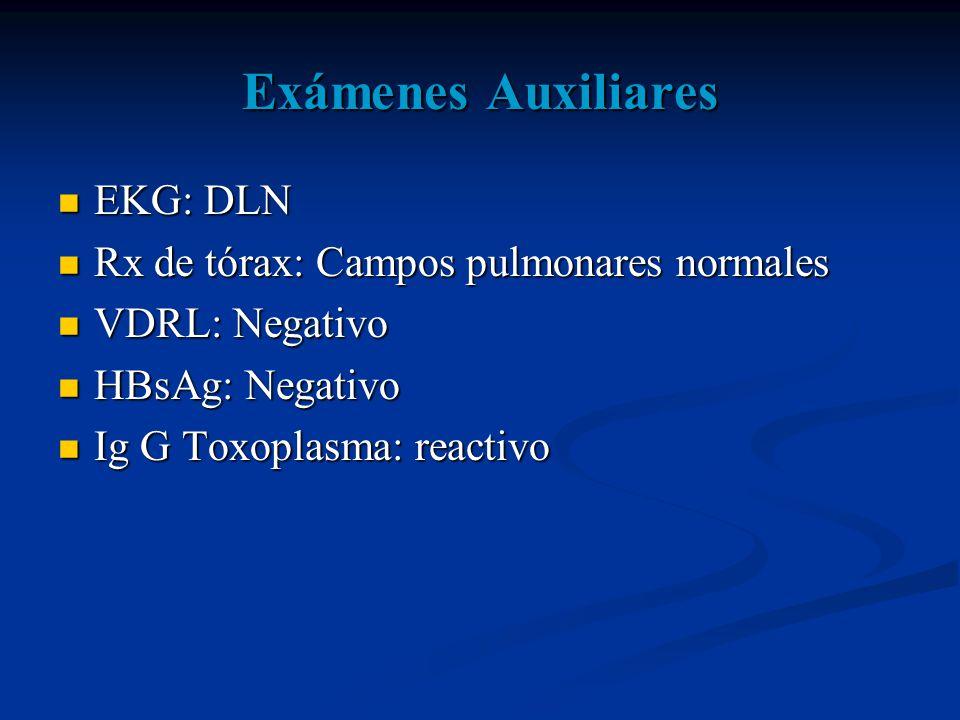 Recomendaciones de concenso 1.Monitorice Hb rutinariamente (con cada CD4) 2.