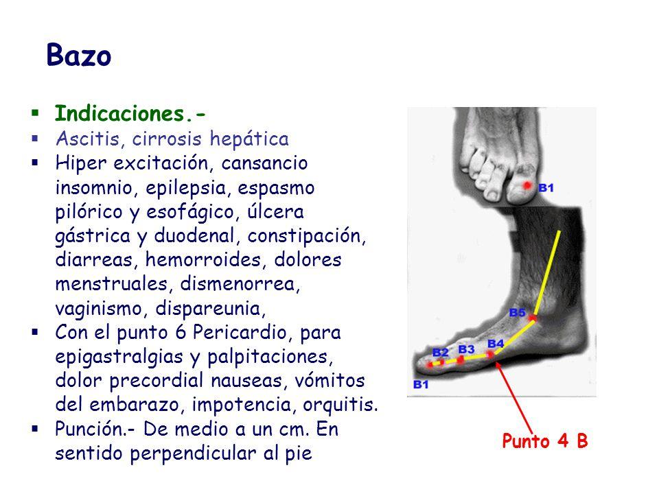 Indicaciones.- Ascitis, cirrosis hepática Hiper excitación, cansancio insomnio, epilepsia, espasmo pilórico y esofágico, úlcera gástrica y duodenal, c