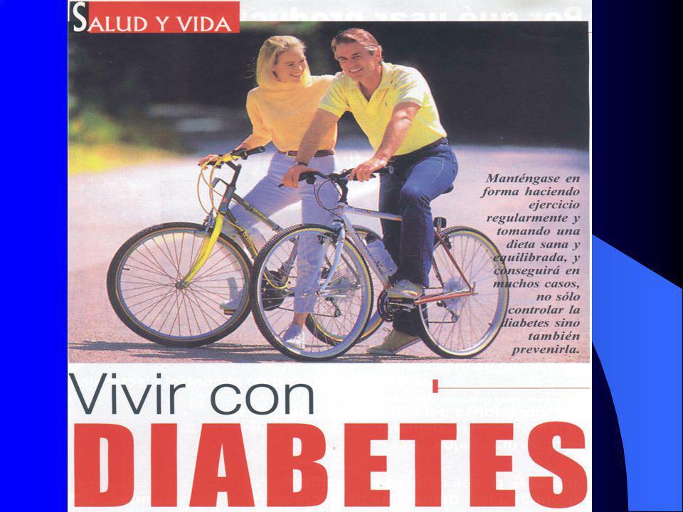 TIPOS DIABETES TIPO 1 El páncreas produce cantidades disminuidas de insulina.
