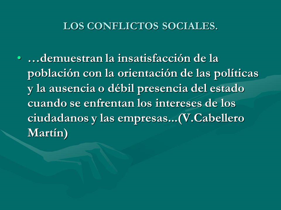 I.LOS PUEBLOS INDIGENAS, LA NEGACION DEL OTRO. EXCLUSIONES Y DISCRIMINACIONES.