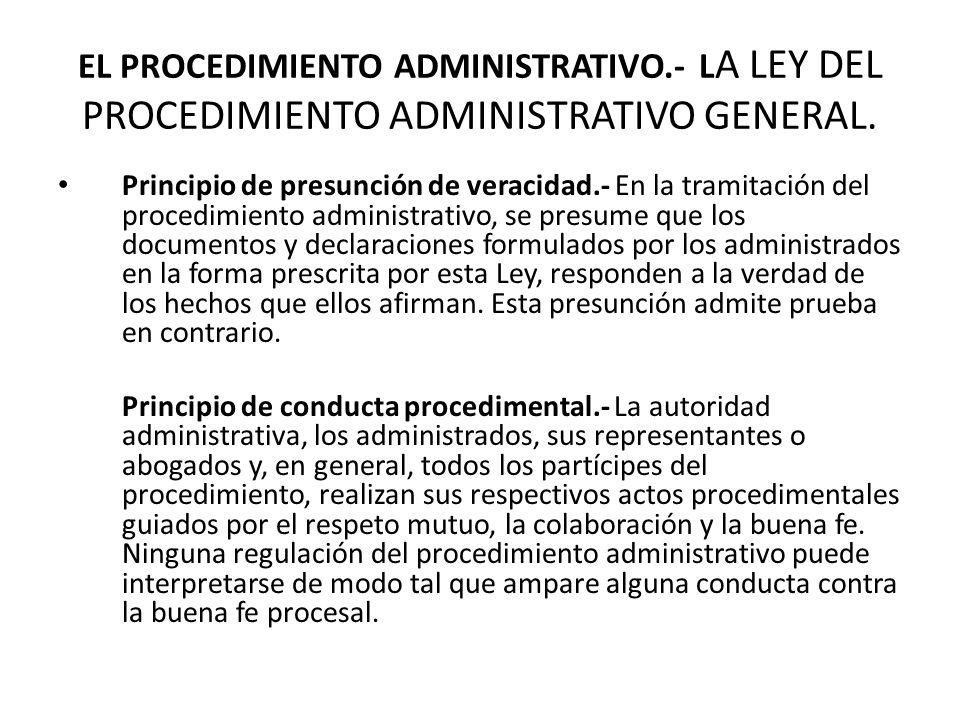 Sujetos del Procedimiento Administrativo.- Administrado: capacidad y representación Capacidad procesal: Tienen capacidad procesal ante las entidades las personas que gozan de capacidad jurídica conforme a las leyes.