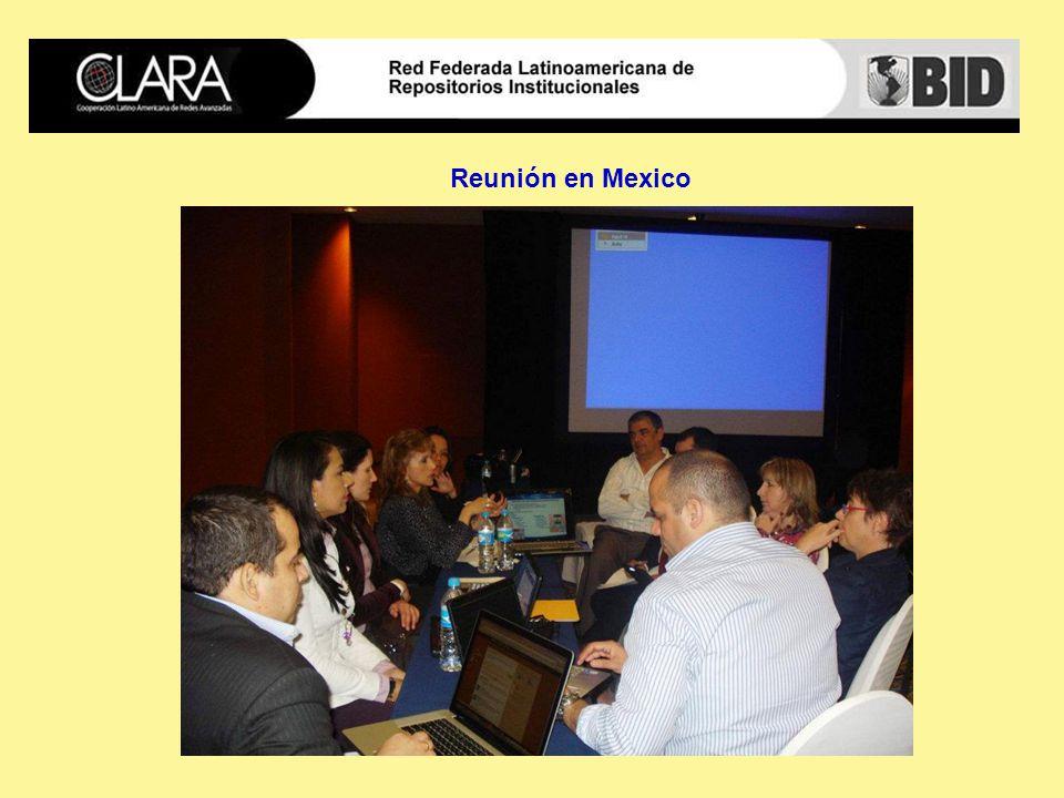 Reunión en Mexico