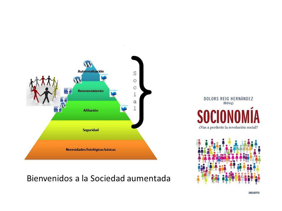 Bienvenidos a la Sociedad aumentada