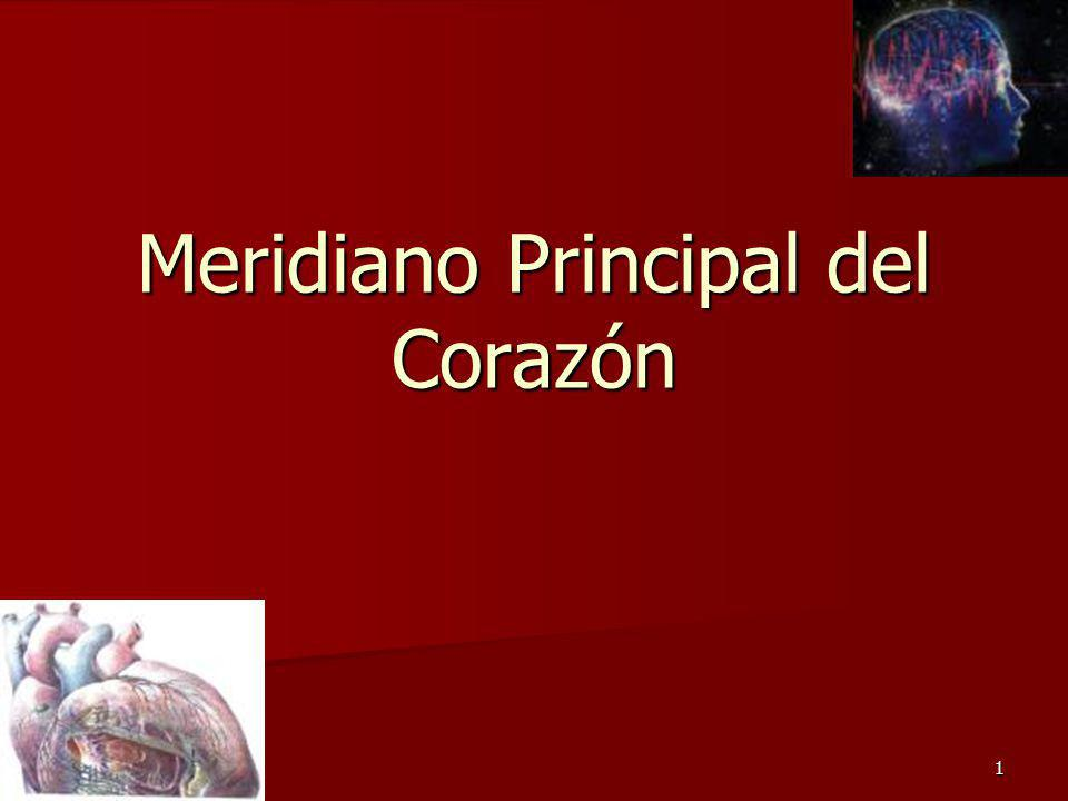 1 Meridiano Principal del Corazón