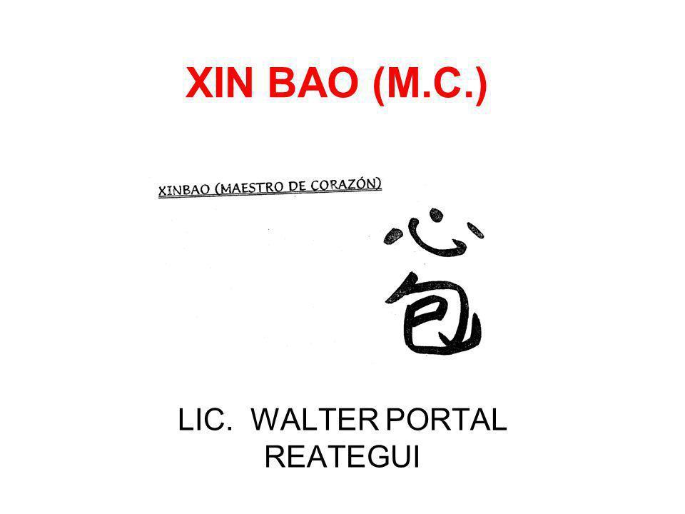 XIN BAO (M.C.) LIC. WALTER PORTAL REATEGUI