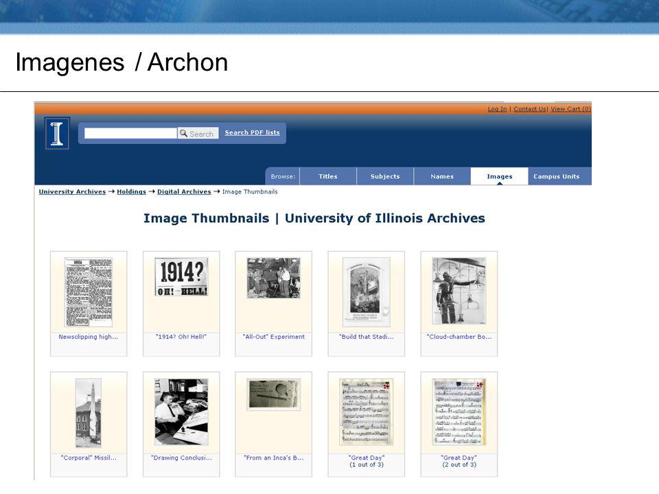 Imagenes / Archon