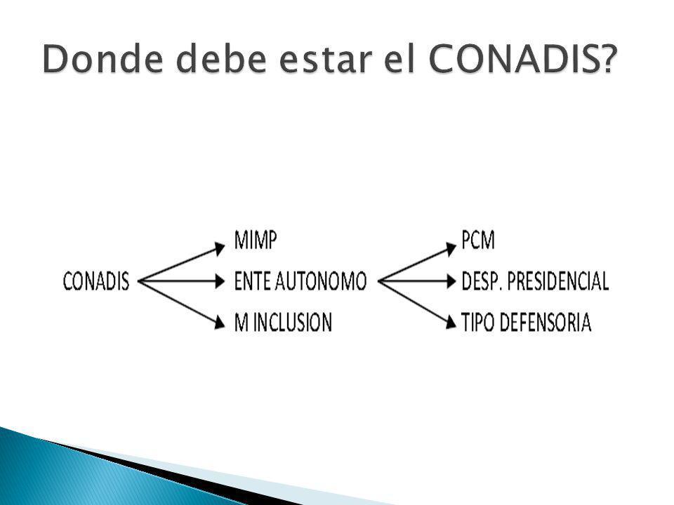 La CDPD significó una revolución en la manera de entender la discapacidad y sus causas, pasando del modelo médico al social Este proc.