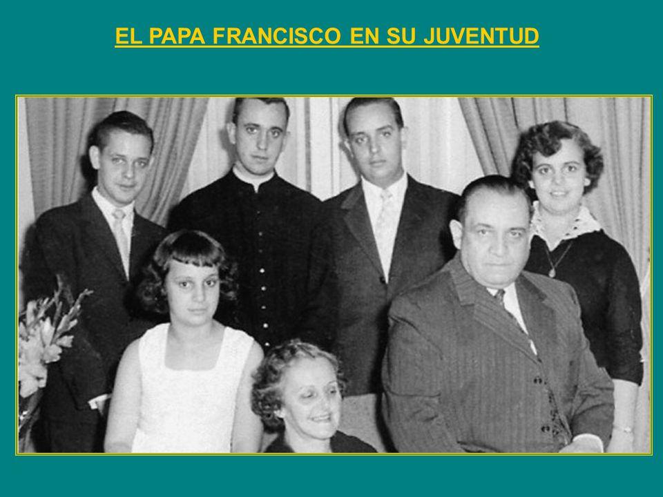 EL PAPA EN SU ORDENACIÓN DE CARDENAL Los momentos más lindos como sacerdote, son los que pasé con la gente.