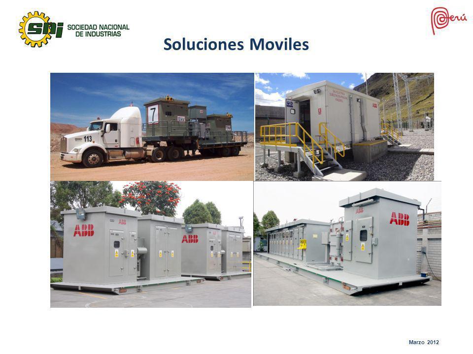 Soluciones Moviles Marzo 2012