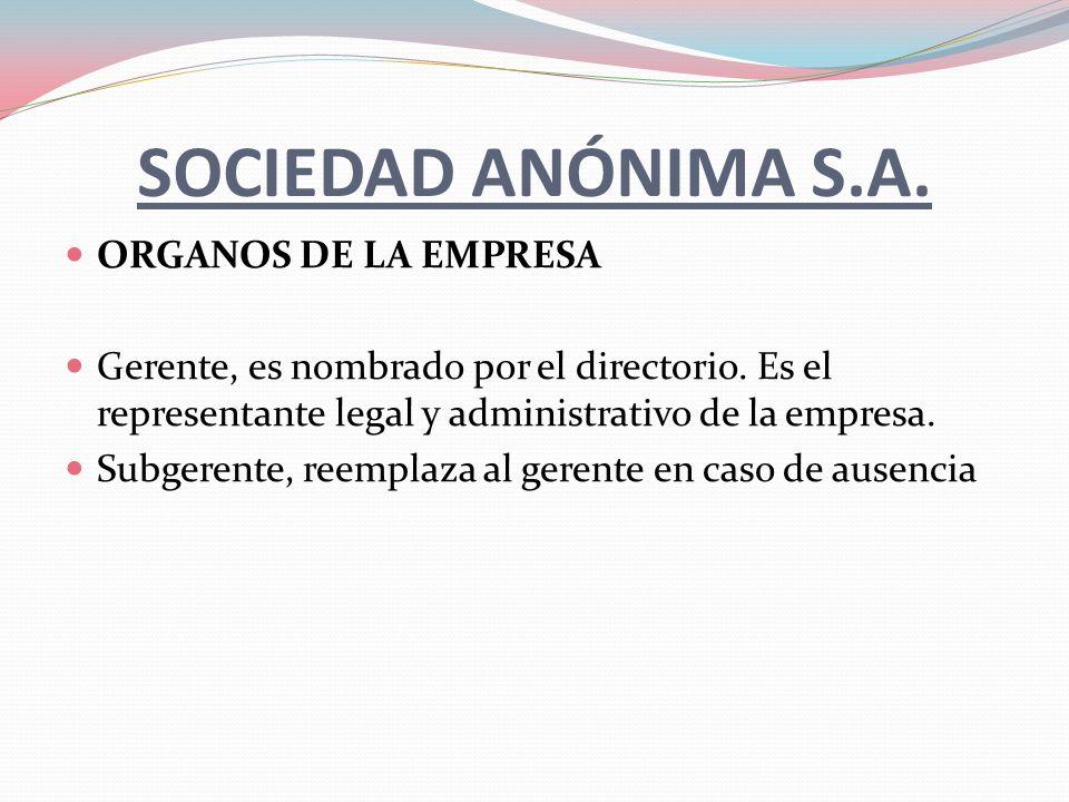 EMPRESA INDIVIDUAL DE RESPONSABILIDAD LIMITADA E.I.R.L.