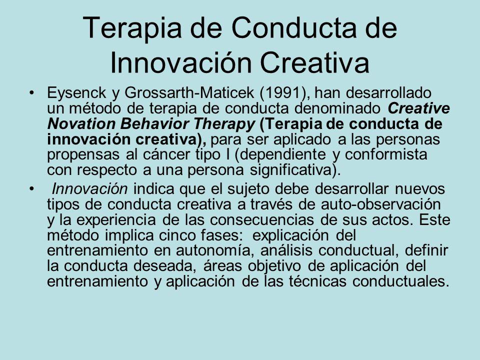 Programa de Apoyo Psicosocial Los contenidos del programa son los siguientes: 1) la imaginación y su importancia en el proceso de sanación; 2) el sist